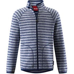 Reima Havn Fleece Sweater Kinderen, jeans blue